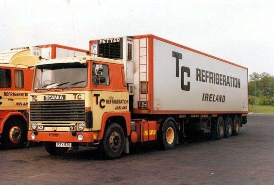 Irish Scania 141 - Google Search