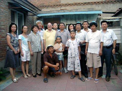 Jews in Kaifeng, China