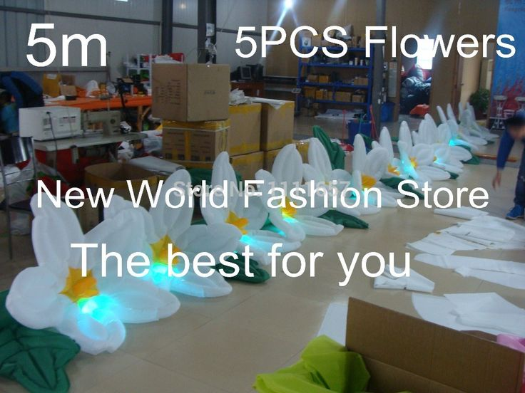 Купить товарИз светодиодов освещение гигантский ткани надувной цветок для свадьбы украшения ( 5 м ) в категории Рекламные надувные изделияна AliExpress.             Все Надувные Продукты могут быть настроены, и мы могли бы дать вам лучшие цены.                   Товары отг
