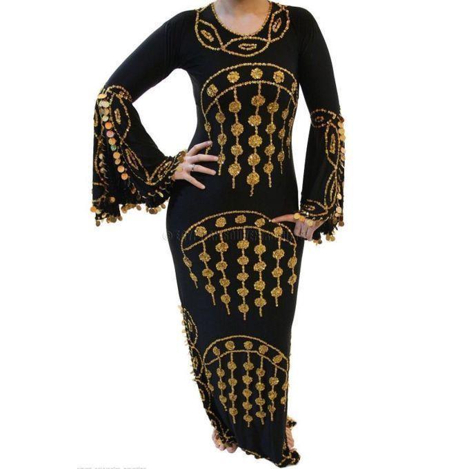 243b4c85350bdc Egyptian Belly Dancing wear galabia JLABIA KORDAN Baladi جلابية كردان صعيدي  رقص #Handmade