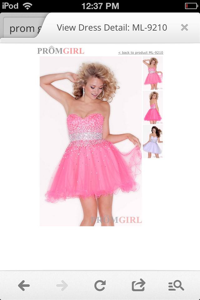 8th grade graduation dress maybe!!!