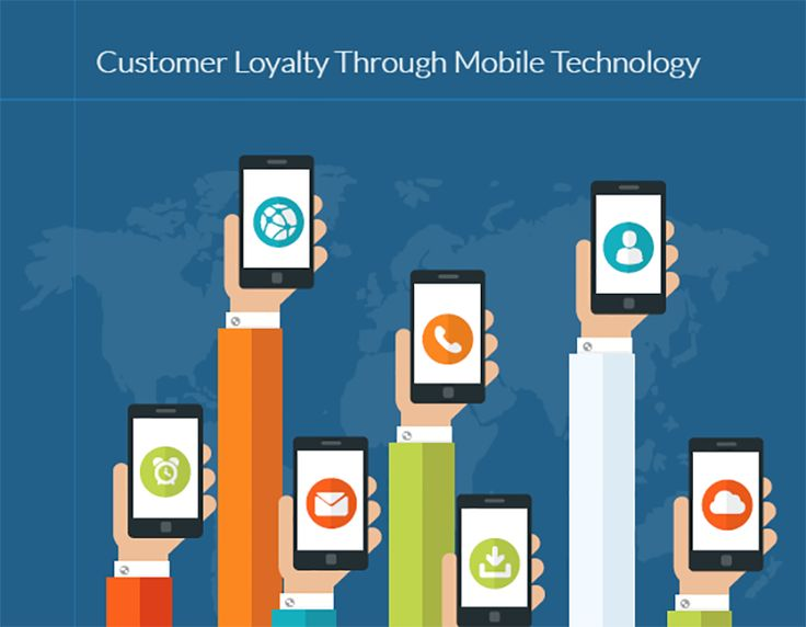 Download the Customer Loyalty Through #Mobile #Technology #eBook!