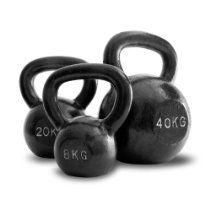 Bodymax 20kg Kettlebell Cast Iron
