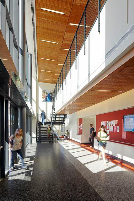West Valley College Fox Technology Center Steinberg Architects
