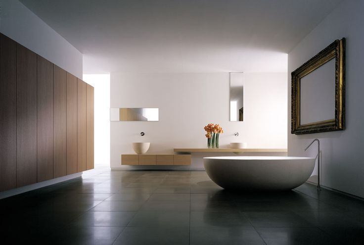 Love the round tub