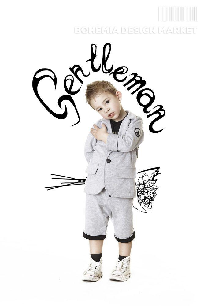 Gentleman original uni fashion denim jacket