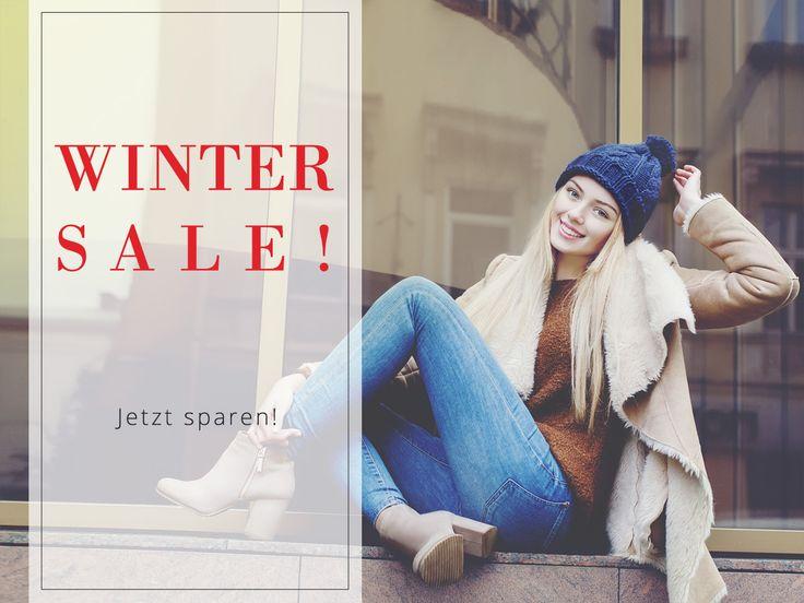 Topaktuelle Schuhe und Mode mit bis zu 70 % Rabatt im Winter-SALE! Jetzt die besten Schnäppchen aus unserem großen Winterschlussverkauf (WSV) sichern!