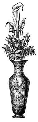 Thursday is Request Day - Tooth Wash Label, Chicken Wire, Asian Vase, Axes - The Graphics Fairy