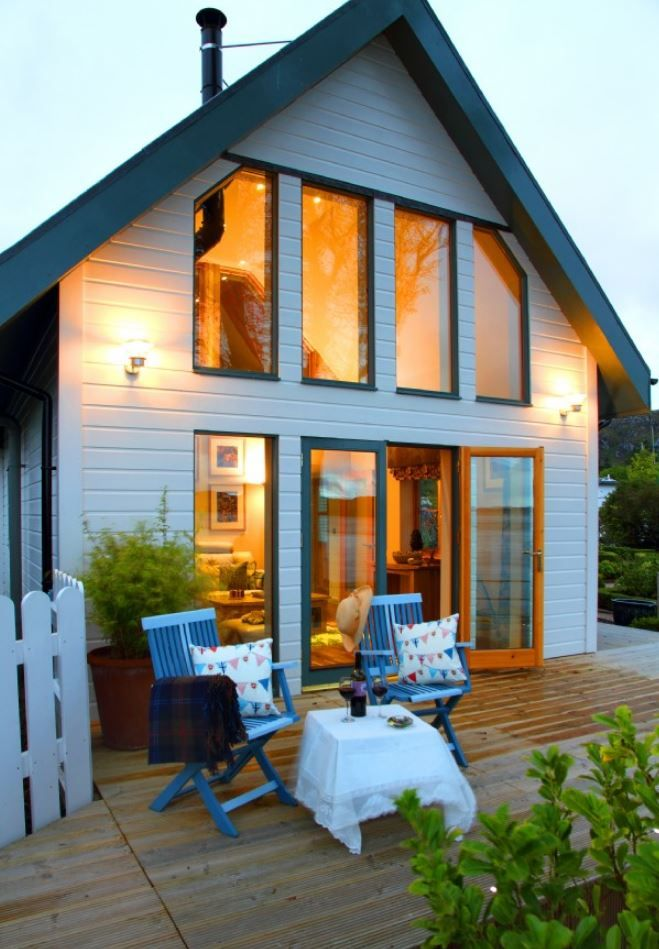 10 Cool Architectural House Designs Architecture Luxury Cottage House Design