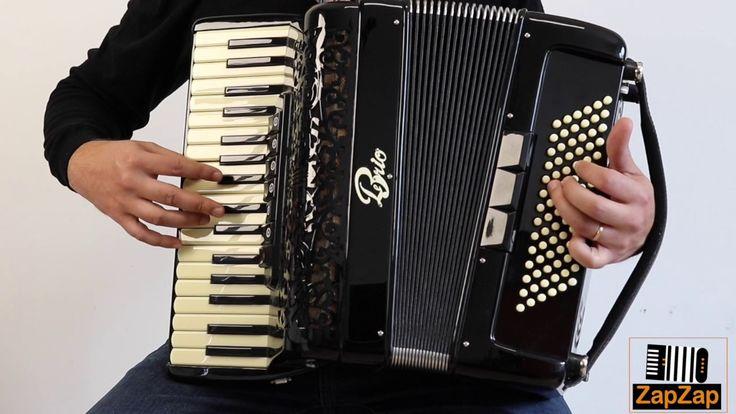 Trem-bala -Video aula deAcordeon-Bernardo Luiz