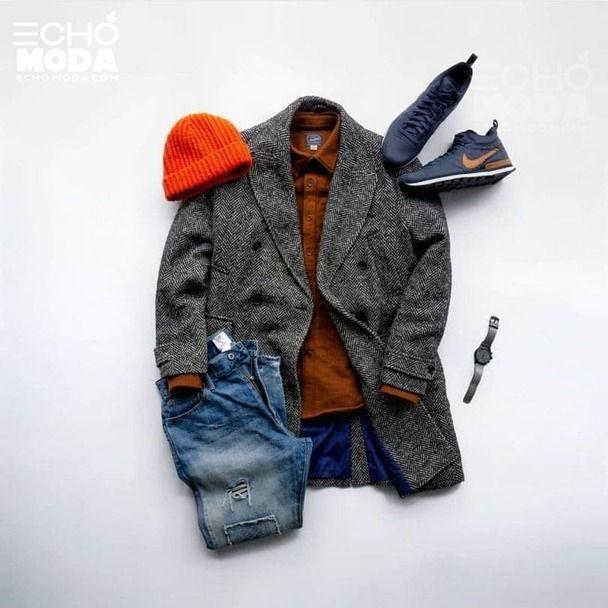 25 طقم ملابس رجاليه كاجوال منسق شتاء 2021 Mens Clothing Styles Fashion Casual Outfits