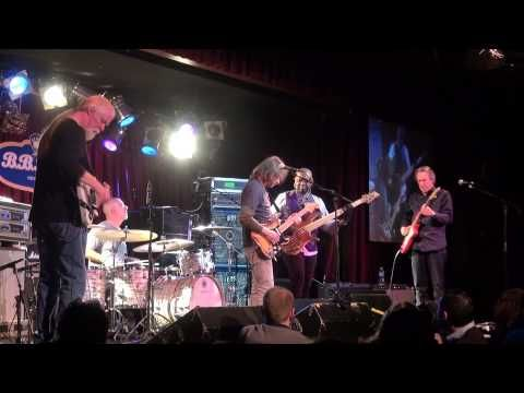 The Ringers - 2/6/14 - Jimmy Herring, Wayne Krantz, Michael Landau - BB Kings NYC - YouTube