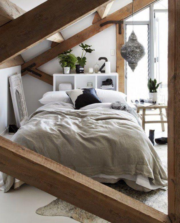 Carnet d'inspiration : combles aménagés - Blog déco - Architecture d'intérieur - Clem Around The Corner