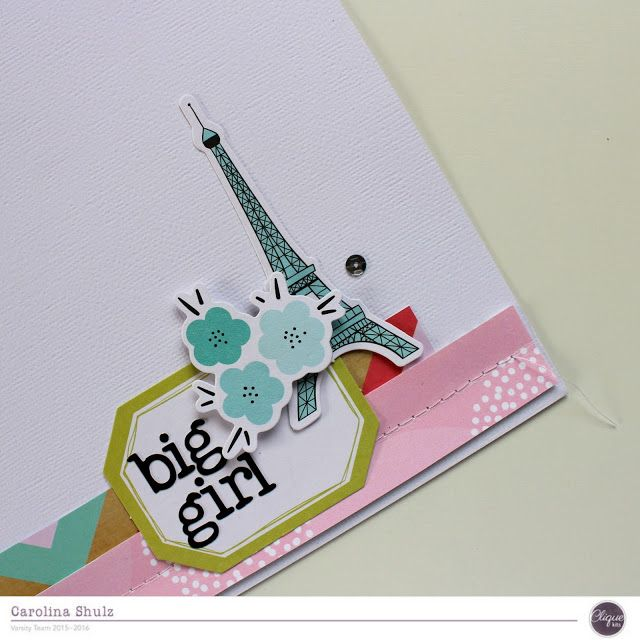 Everyday Pretty - NSD Sketch Challenge Clique Kits