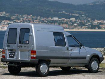 """Citroën C15 """"Club"""" '1991"""