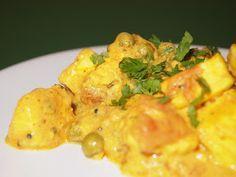 Вегетарианские рецепты / Готовим вкусно и интересно: Таматар панир малай
