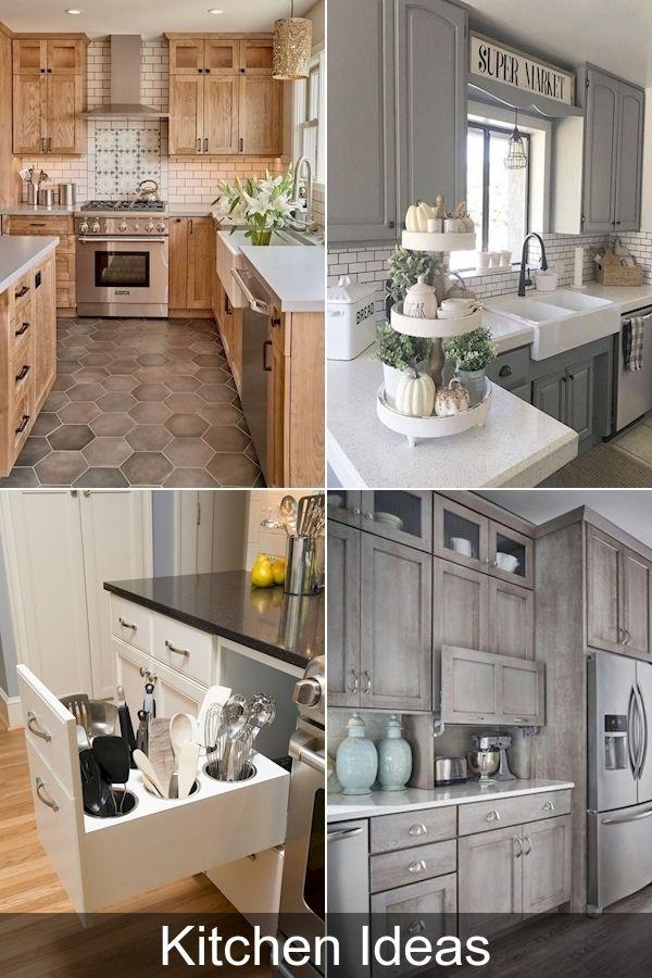 Home Decor Sites Small Kitchen Decorating Ideas On A Budget Small Kitchen Wall Ideas Small Kitchen Decor Kitchen Decor Kitchen Design