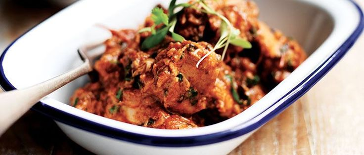 Chicken Tikka Masala Recipe from Atul Kochhar » Eat Travel Live