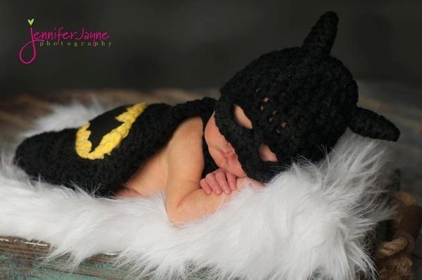 BATMAN BABY!!!!!!!!