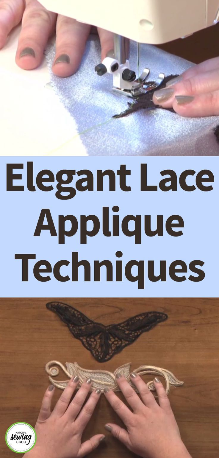 Beth Bradley teaches you how to add elegant embellishments to garments or accessories with different lace applications. You'll learn the hand-sewing technique for finer and less washed clothing, the fusing technique that is even less durable than stitching, and machine-stitching. Beth also teaches you how to attach lace trim to your garments.