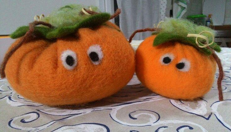 Zucche Hallowen