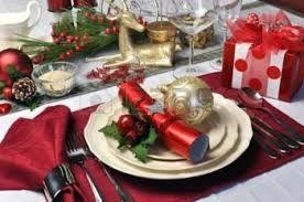 kerstdiner tafel - Google zoeken