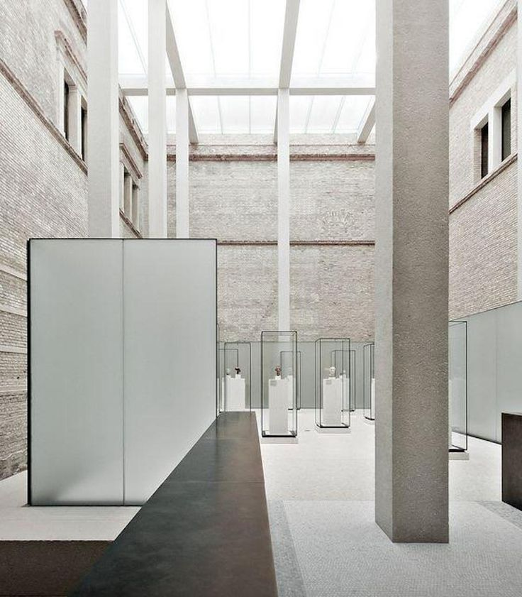 25 best ideas about neues museum on pinterest museum for Interior architecture berlin
