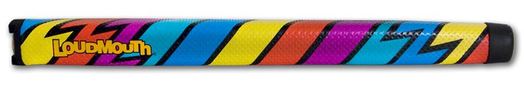 'Captain Thunderbolt' Standard Size. Purchase online at www.tourmarkgrips.com