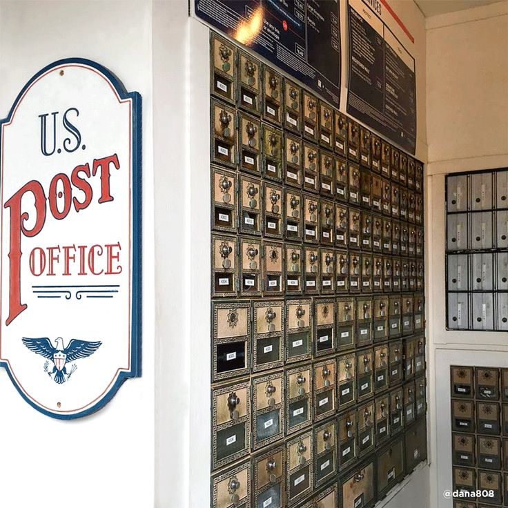 San Juan Island Post Office