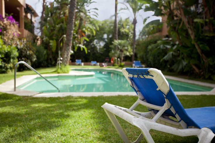 Heavily discounted property on the Golden milek Marbella, 170,000 Euros asking price