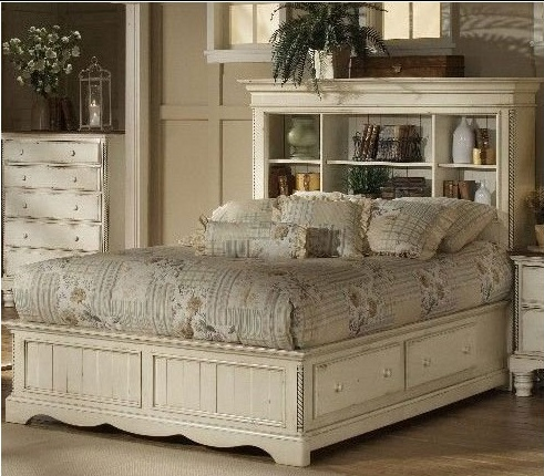 Marvelous White Antique Bedroom Furniture