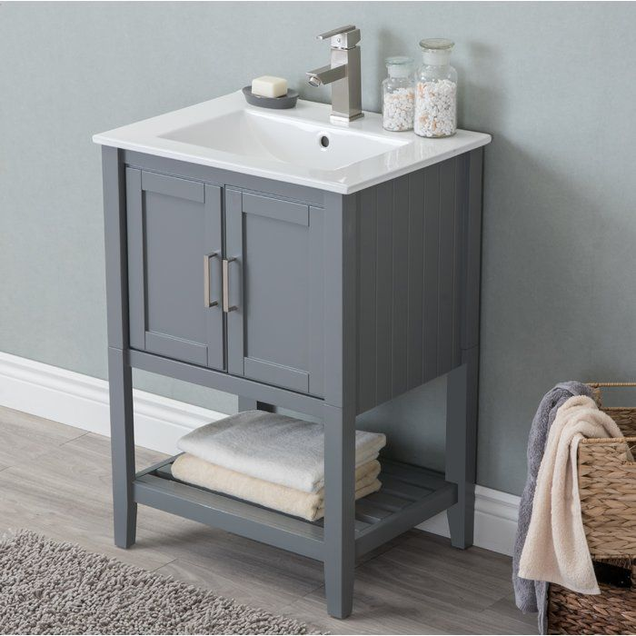 Petersburgh 24 Single Bathroom Vanity Single Bathroom Vanity Vanity Sink 24 Inch Vanity