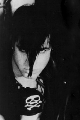 Glenn Danzig at the age 27 #themisfits