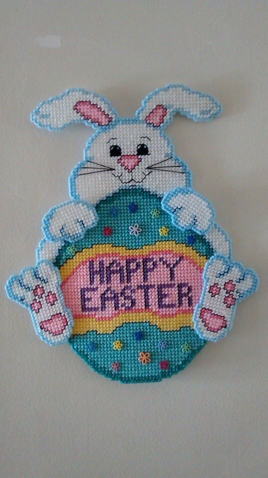Happy Easter bunny 1/3