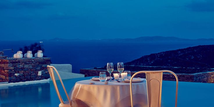 Romantic dinners in Cuisine Restaurant of Diles & Rinies Estate in Tinos! A best of experience as for tastes, nature and love! More at http://goo.gl/70NoLT.   #tinos #tinosisland #Greece #villa #luxuryvillas #mykonos #aegean #summer_nights #summer2016 #visitgreece #nature #love #gastronomy #cyclades #DilesRinies