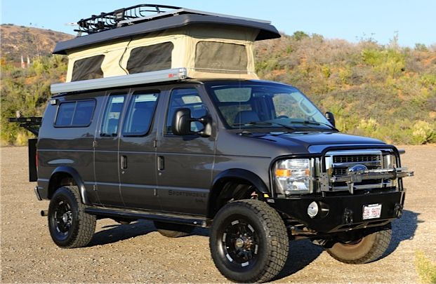 Truck Sat Nav >> Sportsmobile Custom Camper Vans - Pre-owned Vans - California | Offroad Vans | Pinterest ...