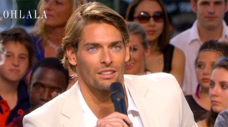 Camille Lacourt... Really belongs in the Yum category...