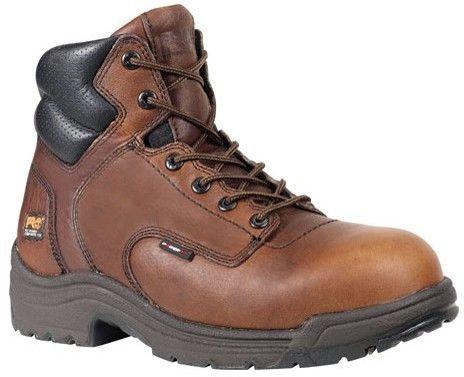 Timberland Men's TiTAN 6' Composite Toe Boot