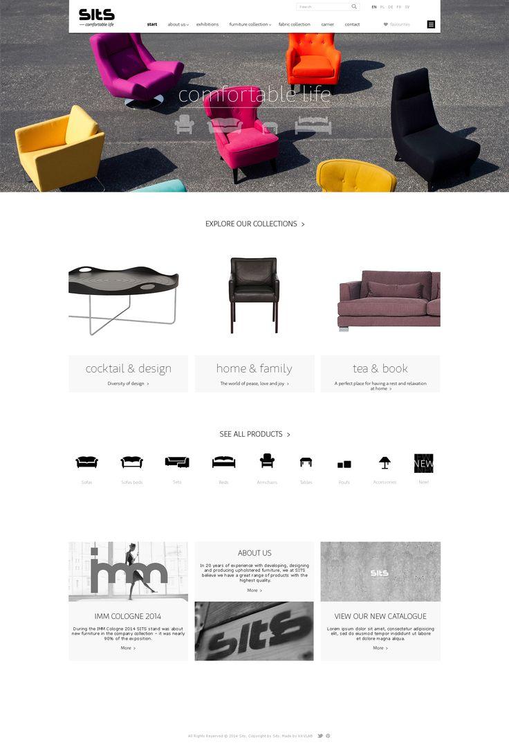 SITS - Rebranding www