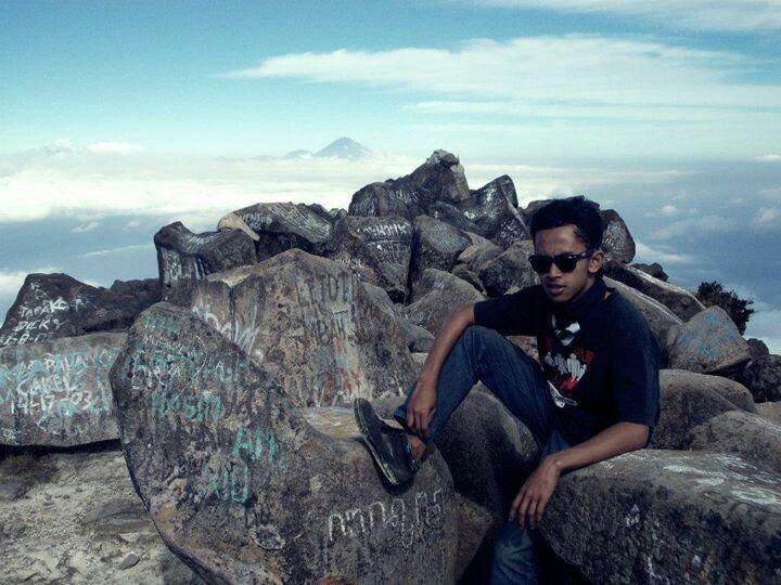 Arjuna mountain 2012