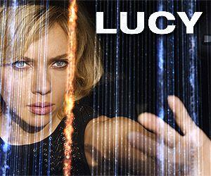 LUCY movie review, starring Scarlett Johansson