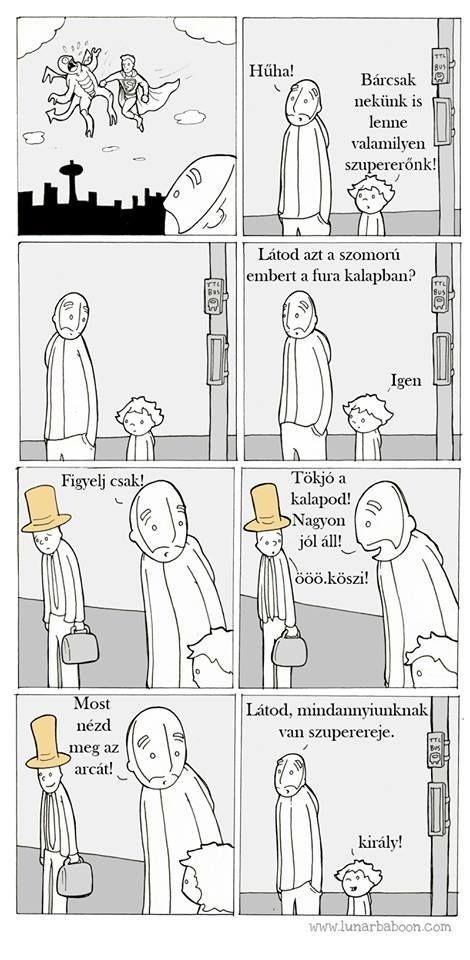 Mindannyiunknak van szuper ereje. :)