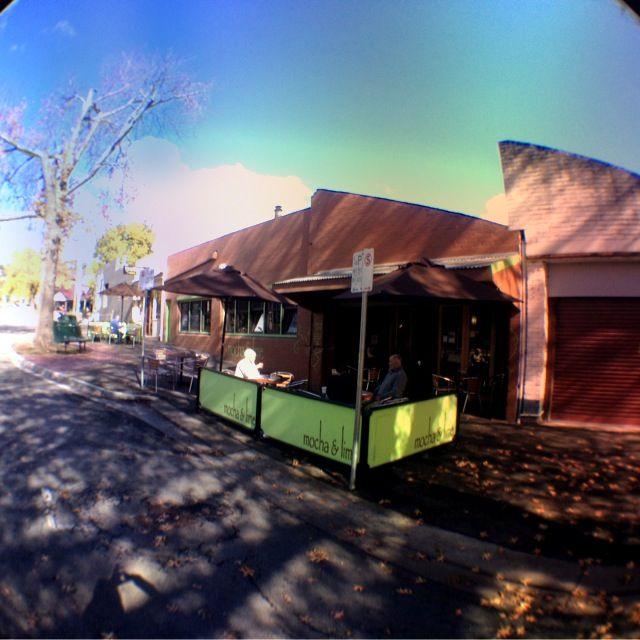 Mocha & Lime in Healsville, VIC