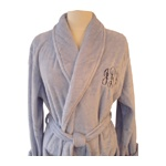 The Monogram Shop - Sheepy Fleece Bathrobe monogrammed in Baltimore, Maryland