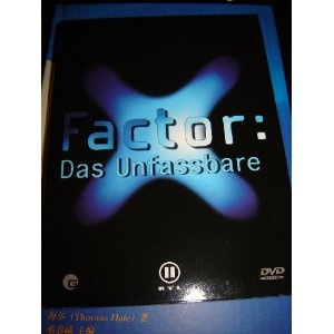 X-Factor: Das Unfassbare - DVD-Filme / GERMAN only OPTIONS / Region 2 PAL DVDs / 4 DVD set / Season 4 / Jonathan Frakes / DEUTSCH ca.600 min. / 13 Folgen / James Brolin / Regisseur(e): Duwayne Dunham, Tony Randel, Penelope Buitenhuis / Format: PAL / Sprache: Deutsch (Dolby Digital 2.0) / Untertitel: Deutsch $9