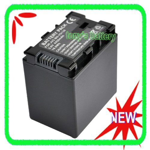 Decoded видеокамера Аккумулятор для JVC GZ-HM550 VG138 БН-VG108U HM655 HM440 HM650 HM670 HM870 HM545 HM855 MS210