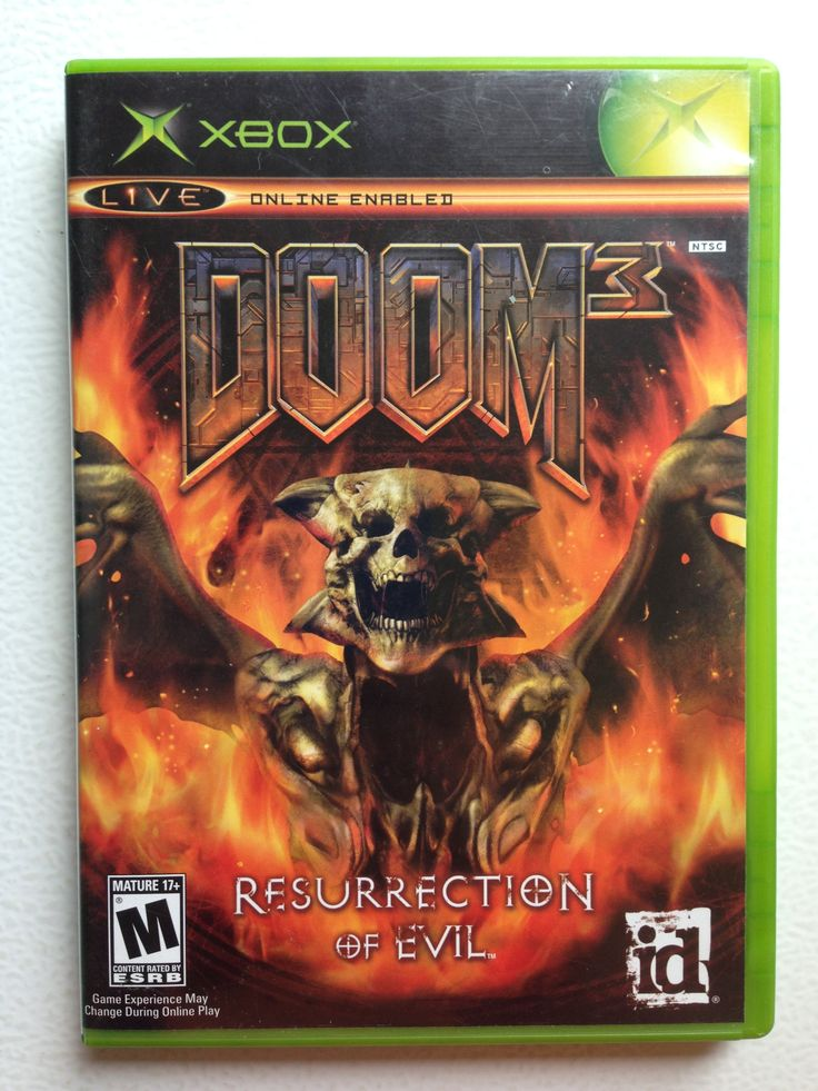 What is new at The Gamers Edge Doom 3 Resurrecti.... Check it out http://the-gamers-edge-inc.myshopify.com/products/doom-3-resurrection-of-evil-microsoft-original-xbox-video-game?utm_campaign=social_autopilot&utm_source=pin&utm_medium=pin now. #gamersedgeocala