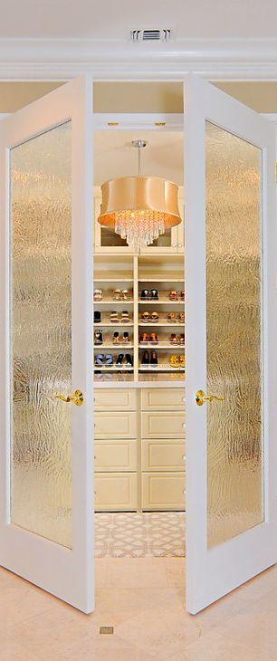Gorgeous dream closet