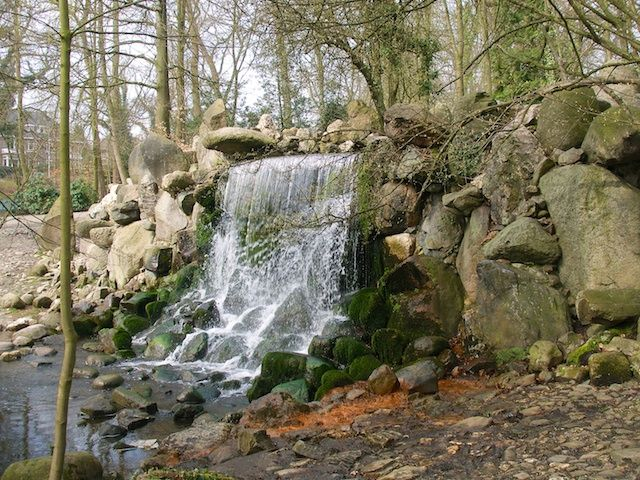 6. Waterval  Fietsroute veluwe