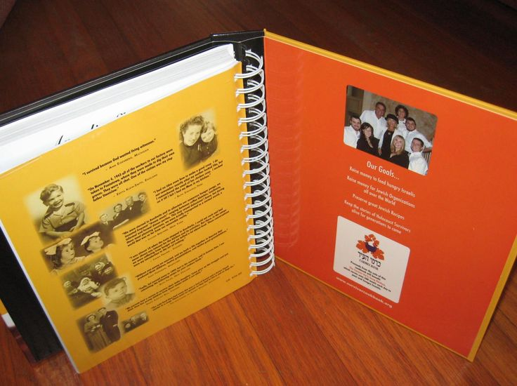 Concealed Wire-O Printed Books from Overseas China